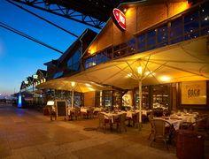 Doca Peixe restaurant, Lisbon - Go Discover Portugal travel