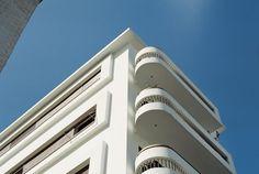 Tel Aviv Israel, Bauhaus Architecture