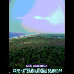 Cape Hatteras National Seashore by Bryan Bromstrup  #SeeAmerica