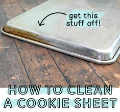 Household Cleaning Tips, Cleaning Recipes, House Cleaning Tips, Deep Cleaning, Spring Cleaning, Cleaning Supplies, Car Cleaning Hacks, Household Cleaners, Cookie Sheets