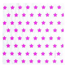 MyPaperSet - Servietten pinke Sterne von My Little Day