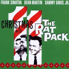 Christmas with the Rat Pack ~ Dean Martin, http://www.amazon.com/dp/B00006IJWZ/ref=cm_sw_r_pi_dp_qH8Gsb1VJMHR3