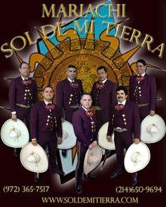 Mariachi Sol de Mi Tierra - just for you Santos!