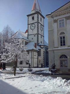 winter magic in Varazdin