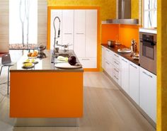 1000 images about ideas para el hogar on pinterest - Modelos de cocinas pequenas ...