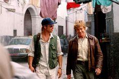 'Spy Game' starring Brad Pitt and Robert Redford