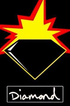 Diamond Supply Co. Collabo The Hundreds Diamond Supply Co Wallpaper, Diamond Wallpaper, Iphone Wallpaper, Screen Wallpaper, Diamond Life, Diamond Gemstone, Diamond Supply Company, Diamond Clothing, Photo Supplies