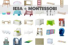 Ikea y Montessori - Tigriteando