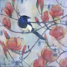 Mary Alayne Thomas | The magnolia tree