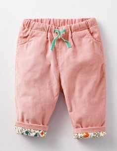 Pretty Cord Pull-ons 72172 Pants & Jeans at Boden