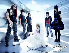 Blood Stain Child is a melodic death metal band from Japan, something I recently discovered :)