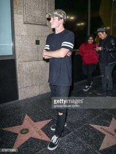 Aaron Carpenter is seen on October 27 2016 in Los Angeles California Matt Espinosa, Aaron Carpenter, Mrs Carter, October 27, Magcon Boys, Cameron Dallas, Celebrity Dads, Teen Boys, Jay Z