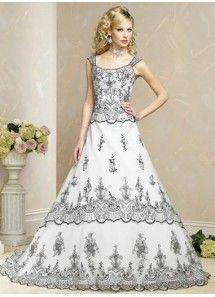 Vintage Lace Wedding Invitation Belle Wedding Dress Purple Silver ...