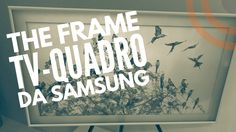 "Bonjour! Hora de falar de ""The Frame"" no novo vídeo do Showmetech: https://youtube.com/watch?v=bv1XUkbBV_A #smarttv #tv #samsung"