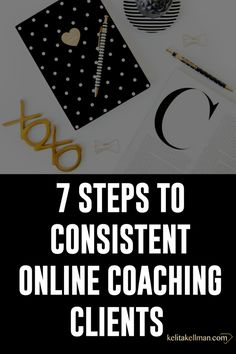 I'm pretty sure if you're an online coach one of the things you really want  is clients - and not clients here and there you want consistent clients in  your online business.   But that's easier said than done right? or is it?   The main reason why you probably aren't getting clients consisten