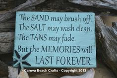 Beach Sign  Beach Decor  Beach House  Beach by CarovaBeachCrafts, $35.00