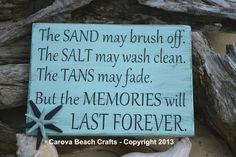 Beach Sign  Beach Decor  Beach House  Beach by CarovaBeachCrafts, $35.00