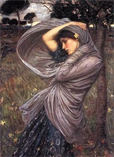 Boreas, 1903 - John William Waterhouse