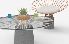 Reo Series: Inspirado en la construcción de columnas - FRACTAL estudio…