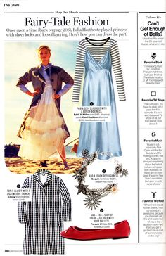 "Our amazing Supernova Statement Necklace was featured in an editorial called ""Fairy-Tale Fashion"" in the March issue of Glamour. It's limited-edition and one of our favorites - to special order please contact us at info@sequin-nyc.com"