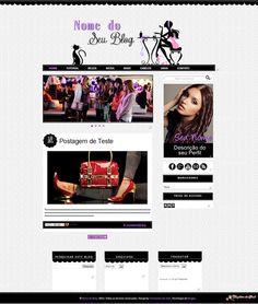 Templates e Layouts para Blogs Blogger
