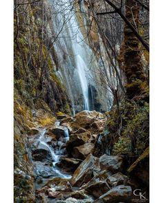 """1,036 """"Μου αρέσει!"""", 23 σχόλια - George Katehis (@giwrgoskatehis) στο Instagram: """"W A T E R F A L L  Nature's magical way of creating... . . . #waterfall #nature #travelawesome…"""" Landscape Photography, Waterfall, Outdoor, Instagram, Outdoors, Scenery Photography, Landscape Photos, Waterfalls, Outdoor Games"""