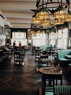 Grand Cafe Orient in Prague