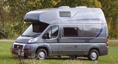 Globecar Vario 545 - motorhome review
