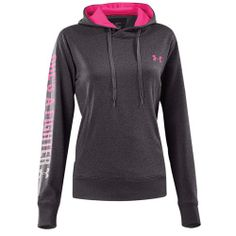 "Under Armour ""She's A Fighter""  I love this hoodie"