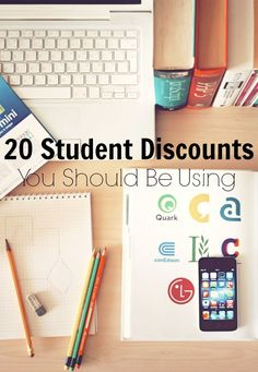 20 Student Discounts You Should be Using   The Beautiful Little Fools
