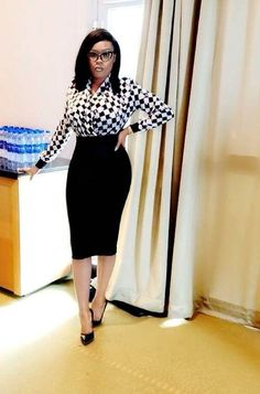 50 African Office outfits to try on Source by ankaraloversng Dresses Corporate Outfits, Corporate Fashion, Business Casual Attire, Corporate Attire Women, Corporate Wear, Stylish Work Outfits, Classy Outfits, Chic Outfits, Dress Outfits
