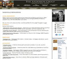 (About Nashville: Nashville Resources)
