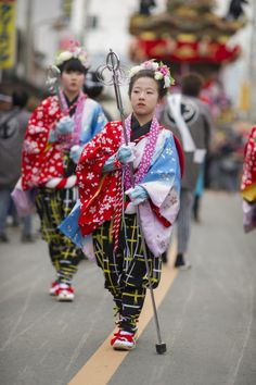 Ogano Harumatsuri something to check out during April in the #tokyo area.