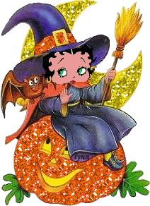 Halloween Glitter Pictures with Betty Boop :: Glitter Pictures. Betty Boop Halloween, Halloween Gif, Happy Halloween, Imagenes Betty Boop, Boop Gif, Betty Boop Cartoon, Glitter Pictures, Betty Boop Pictures, Witch Art