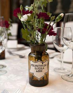 20 Creative Steampunk Wedding Centerpieces   HappyWedd.com