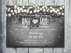 Maybe a save the date?? Digital  Printable Files  Romantic Garden and by WeddingSundaeShop, $25.00