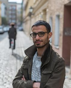 Mohammad el-Haiba in Berlin