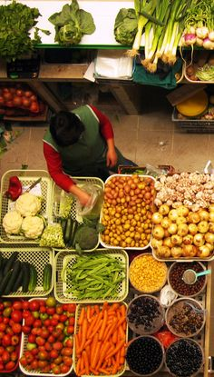 marchés à rome