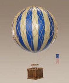 Buy Travels Light Hot Air Balloon Model by Makaret