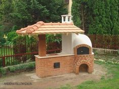 Elegant outside oven Pizza Oven Outdoor, Outdoor Cooking, Backyard Projects, Outdoor Projects, Diy Outdoor Kitchen, Outdoor Decor, Brick Bbq, Bread Oven, Wood Fired Oven
