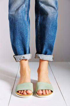 BDG Cori Slide Sandal - Urban Outfitters