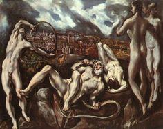 Laocoon, 1610, El Greco