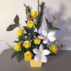 59 Mejores Imágenes De Flores De Foamy En 2019 Flores De
