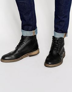 Selected Homme Christoph Leather Boot