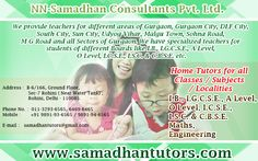 A good and effective home tutor can be really helpful for your child to improve his grades in high school.