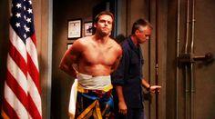 Stargate SG1 - Daniel shirtless was always fun