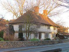 Tudor House, Margate, Kent.