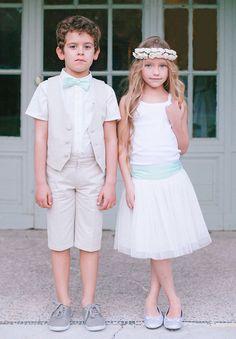 974494114d8ae Jupe Chloé. Mathilde Cheron · costume enfant d honneur · Robe de cérémonie  ...