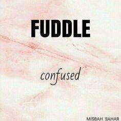 Fuddle Interesting English Words, Beautiful Words In English, Unusual Words, Weird Words, Rare Words, Learn English Words, English Phrases, Cool Words, Fancy Words