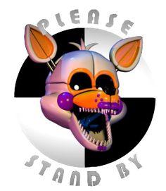 Resultado de imagem para please stand by lolbit Fnaf 5, Haha, Freddy 's, Fnaf Wallpapers, Funtime Foxy, Fnaf Sister Location, Circus Baby, Freddy Fazbear, Cartoons